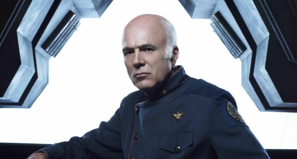 Battlestar Galactica: Raccolta fondi per curare Michael Hogan