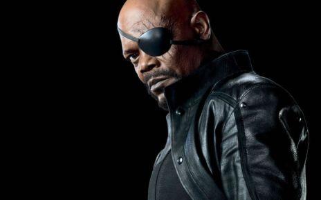 Samuel L. Jackson Nick Fury
