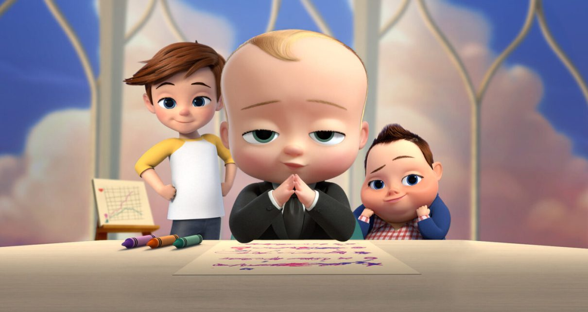 The Baby Boss Family Business Jeff Goldblum
