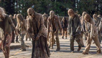 The Walking Dead 10 Set