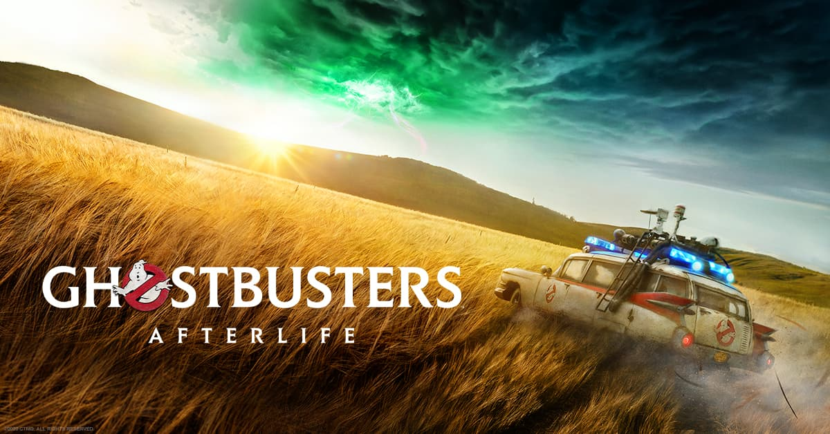 Ghostbusters Afterlife uscita