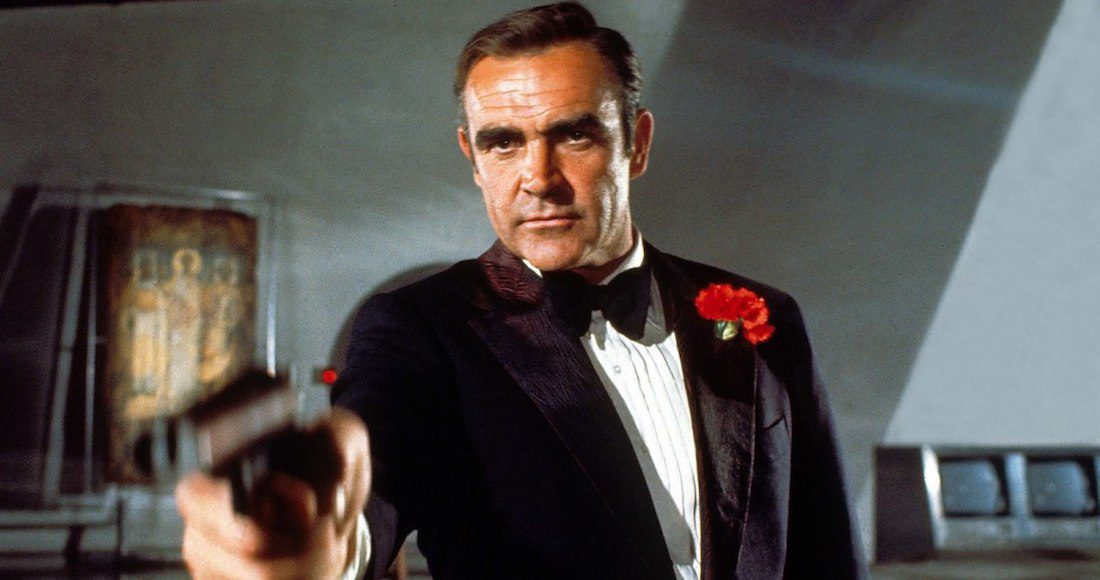 Sean Connery morto - James Bond