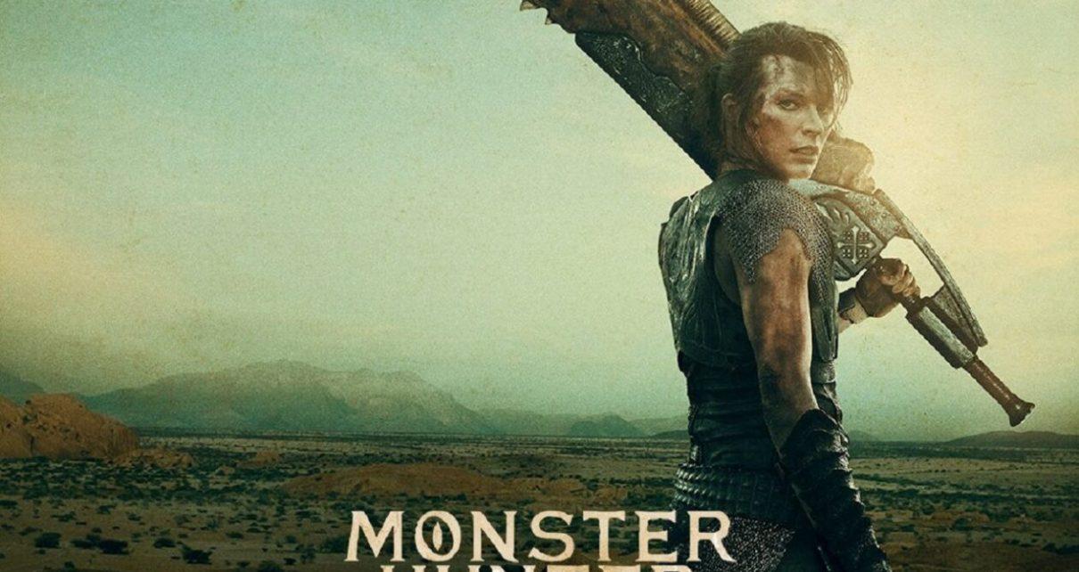 Monster Hunter Film data uscita
