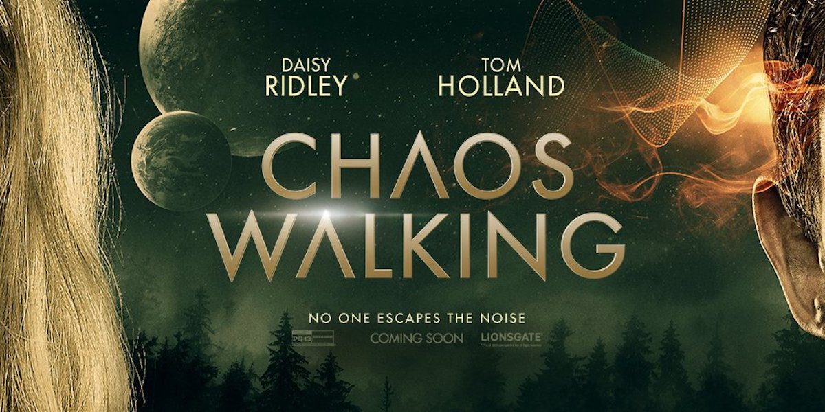 Chaos Walking Anteprima Trailer