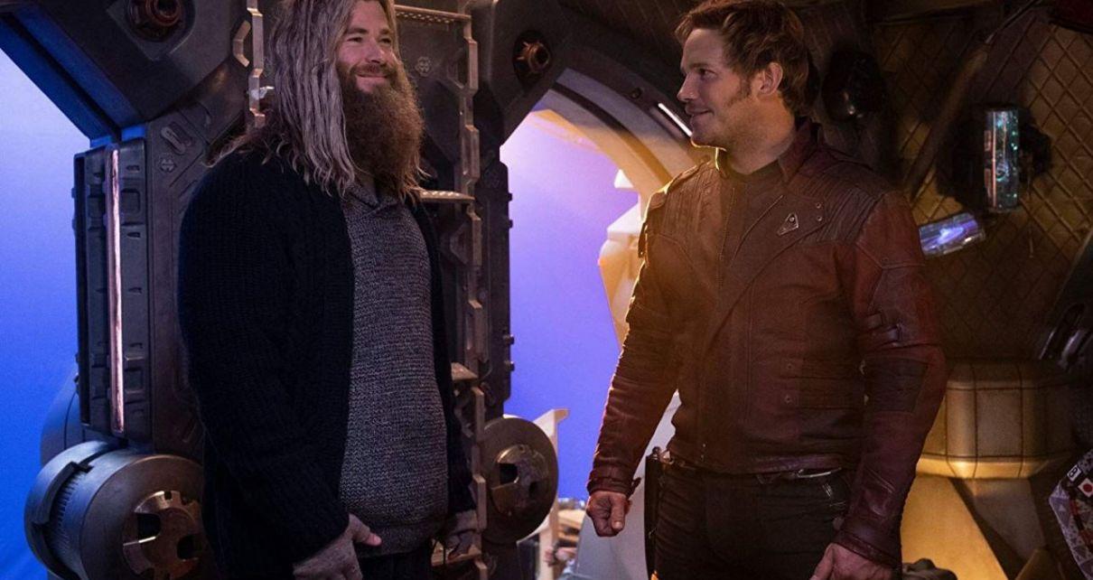 Chris Pratt in Thor Love and Thunder