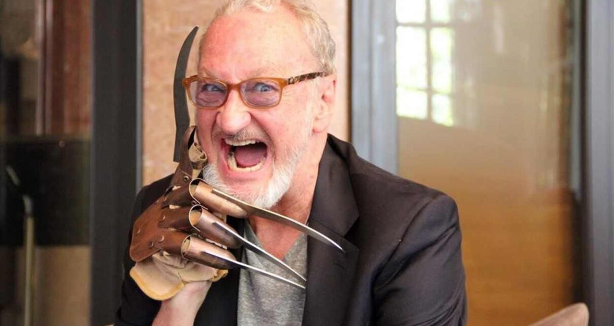 Robert Englund Stranger Things