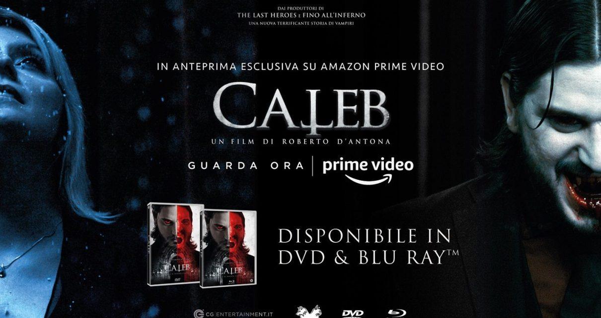 Caleb Horror Amazon Prime Video