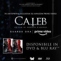 L'horror Caleb da oggi in anteprima esclusiva su Amazon Prime Video