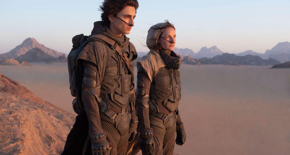 Dune film su Hbo Max