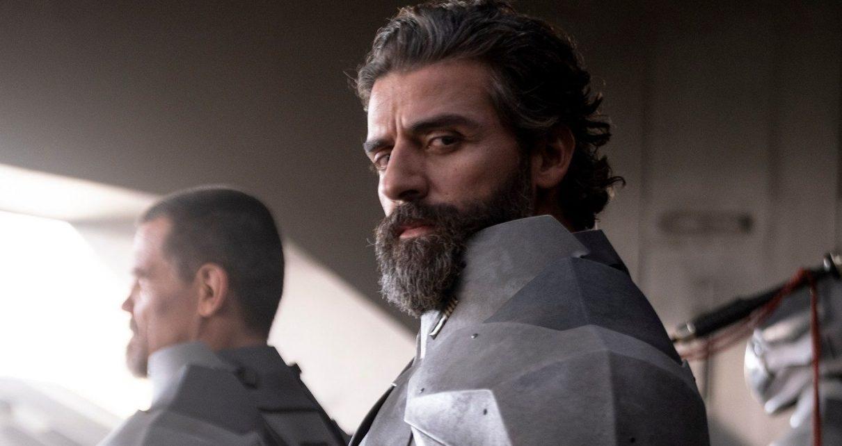 Oscar Isaac in Metal Gear Film