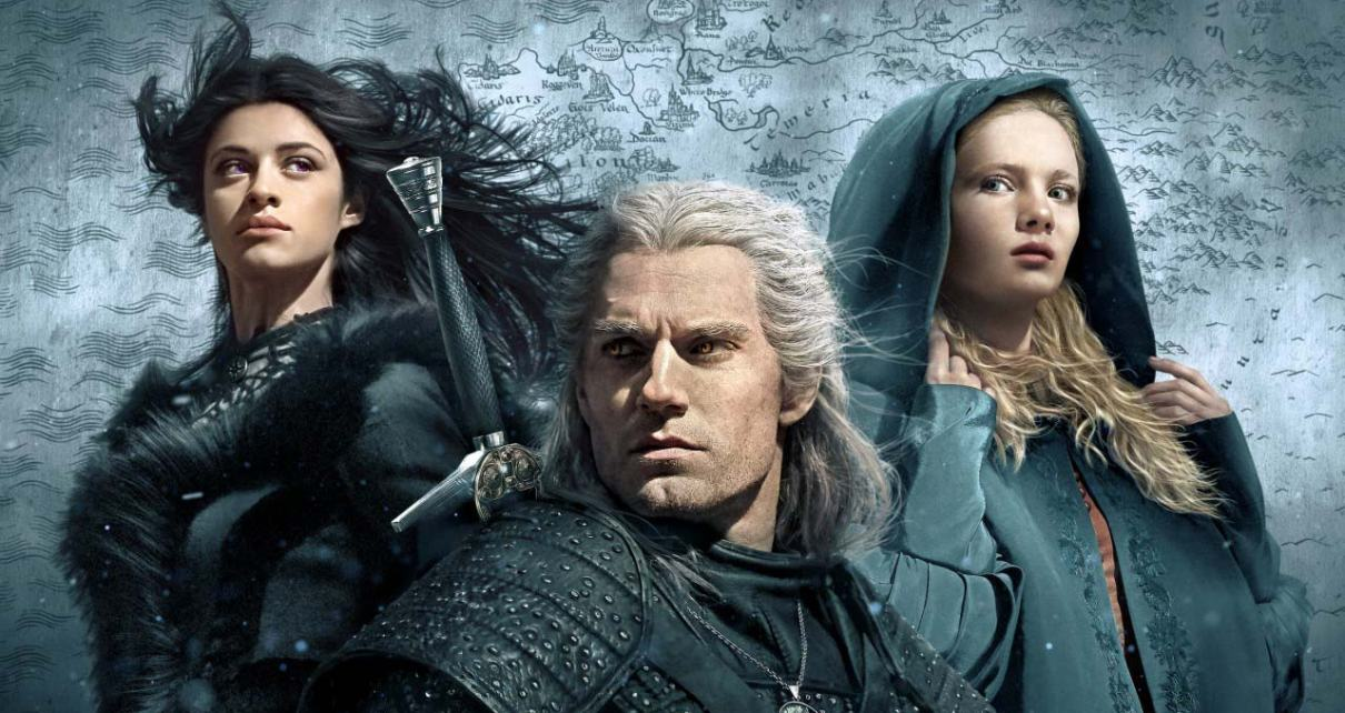 The Witcher 2 infortunio henry cavill