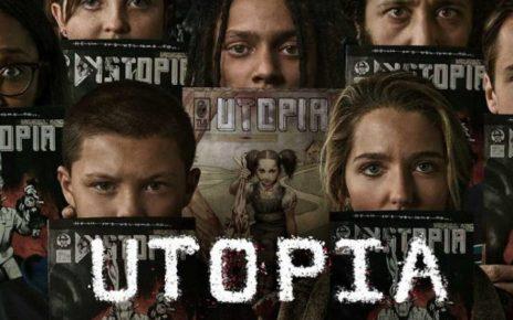 Utopia serie Amazon Prime Recensione