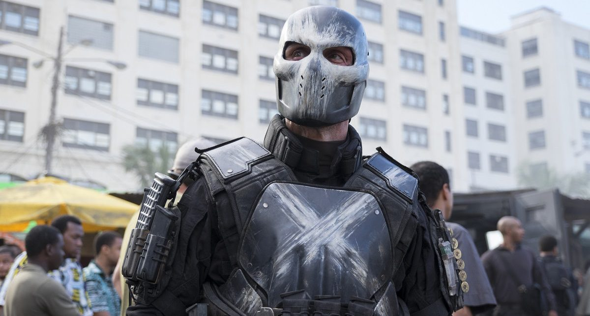 Crossbones - Frank Grillo in What if