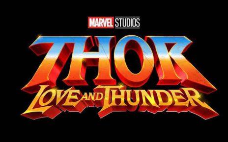 thor love and thunder inizio riprese