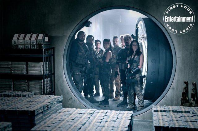 Army of the Dead: una citazione alla Snyder Cut nelle nuove foto