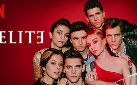 Elite annuncio quinta stagione