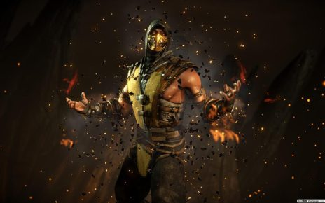 Mortal Kombat film Scorpion