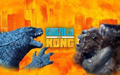 Godzilla vs Kong featurette