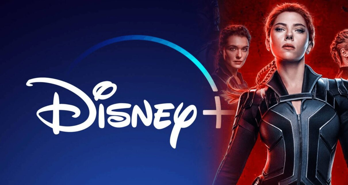 Black Widow uscita disney+
