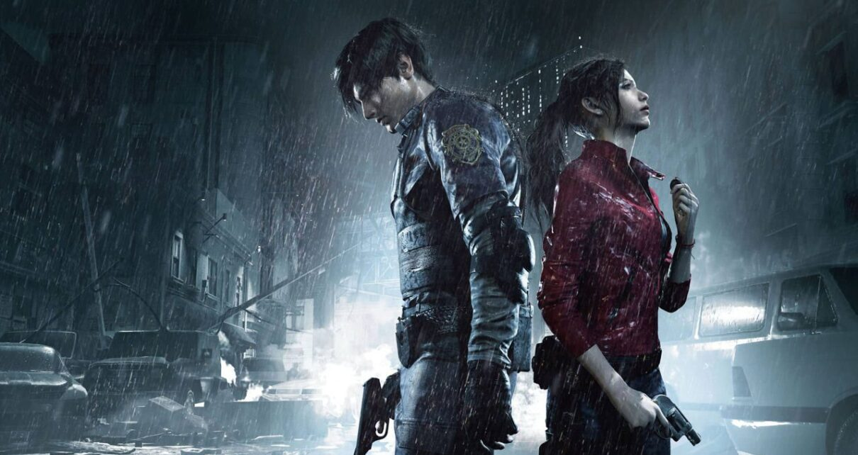 resident evil: welcome to raccoon city prima foto