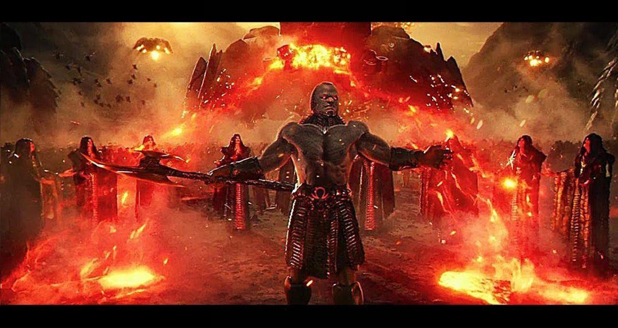 Snyder Cut nuovo trailer Darkseid