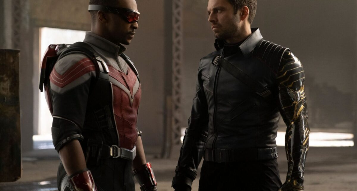 the falcon and the winter soldier poster protagonisti