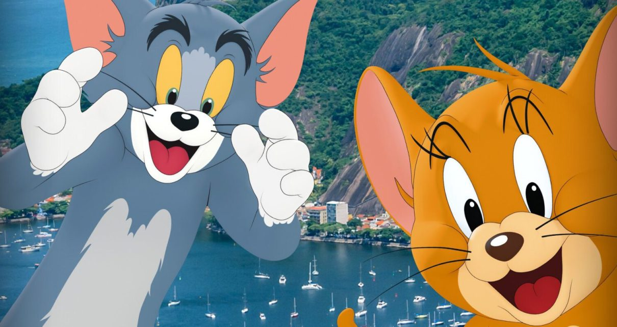 tom and jerry film poster internazionale