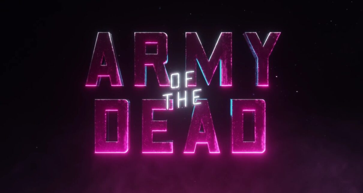 army of the dead trailer film