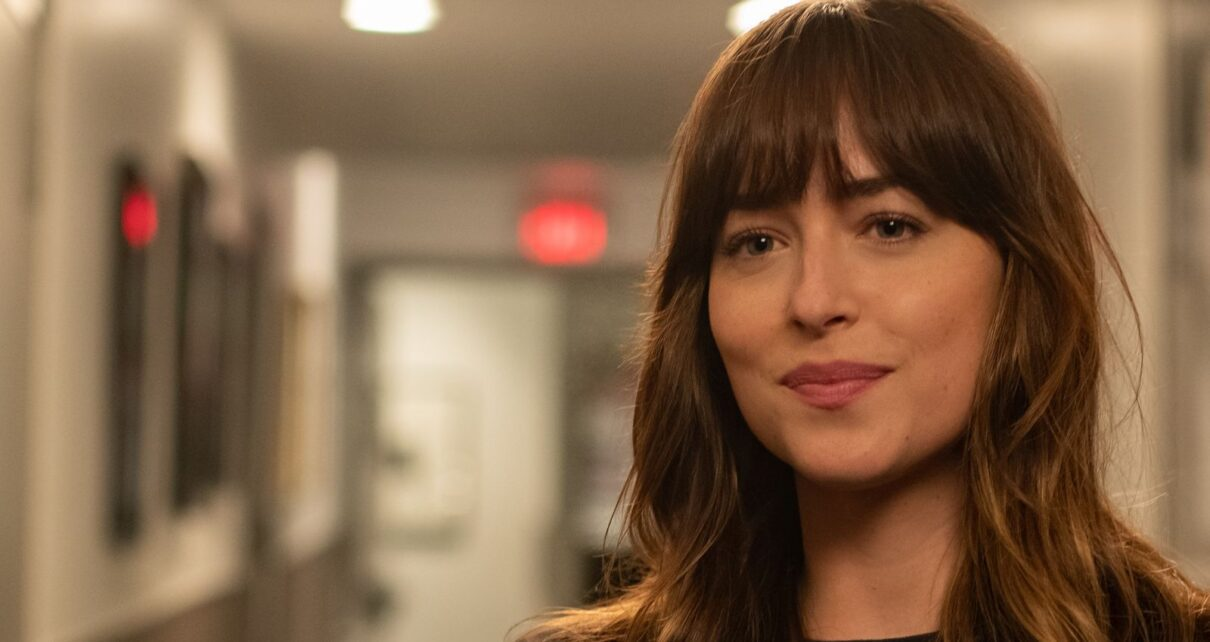 Dakota Johnson Persuasione cast
