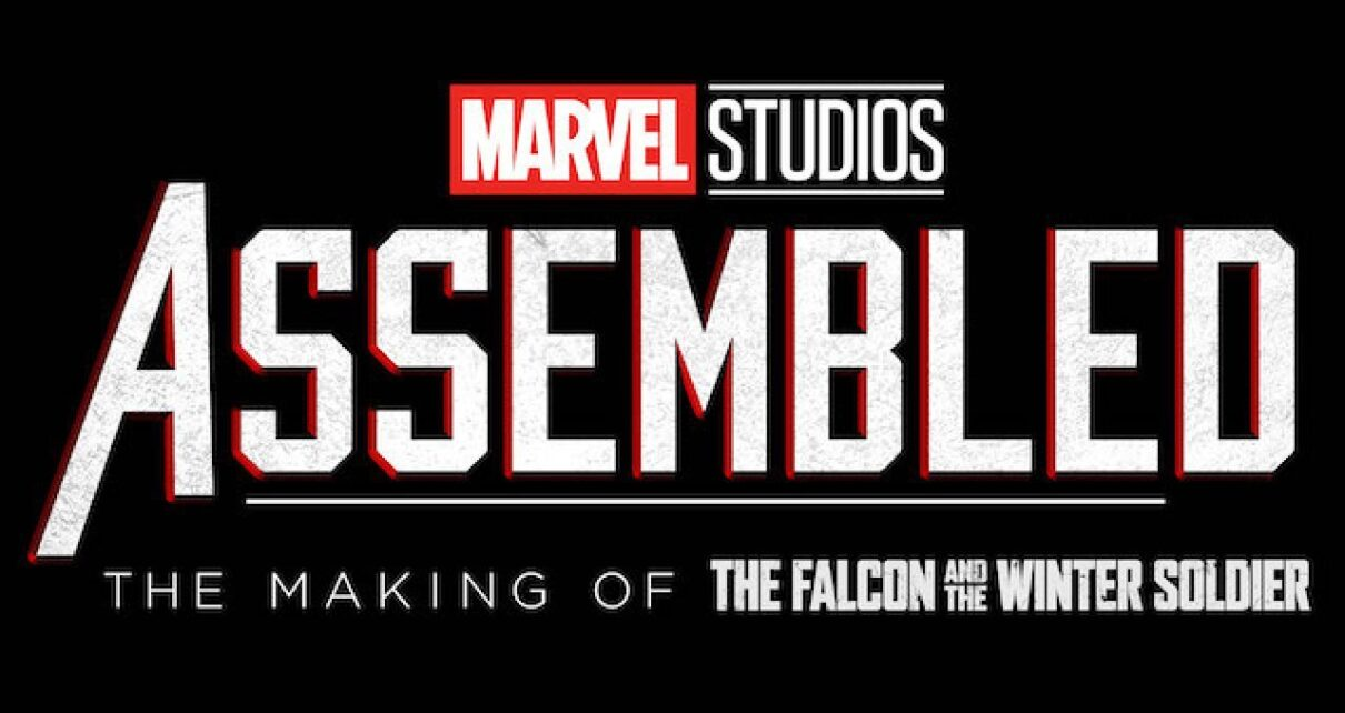 marvel studios assembled - the falcon and the winter soldier