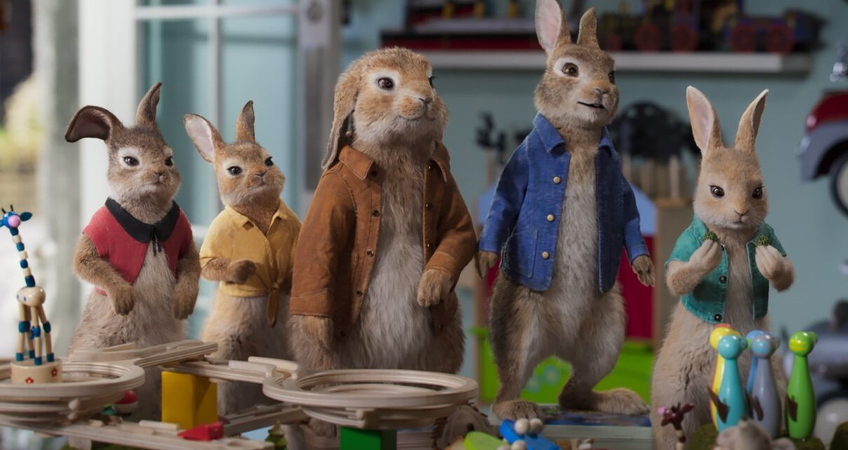 peter rabbit 2 data uscita