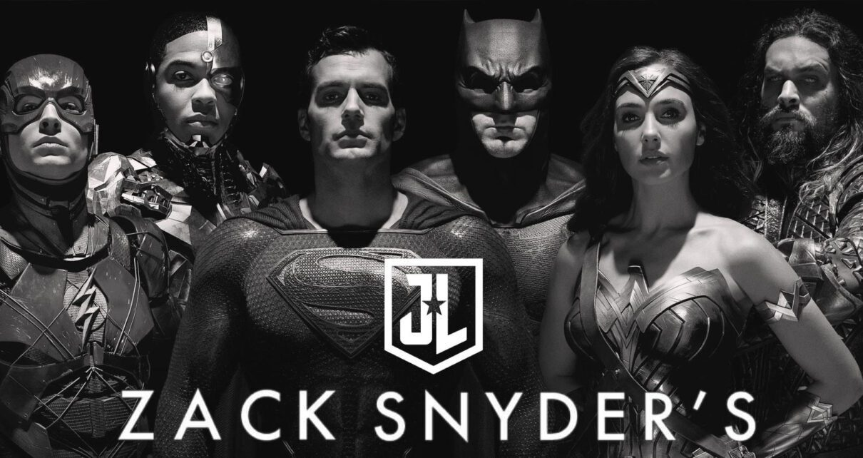 snyder cut in home video
