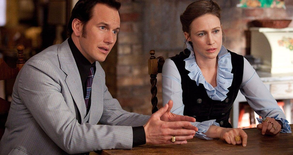 the conjuring 3 - domani il trailer