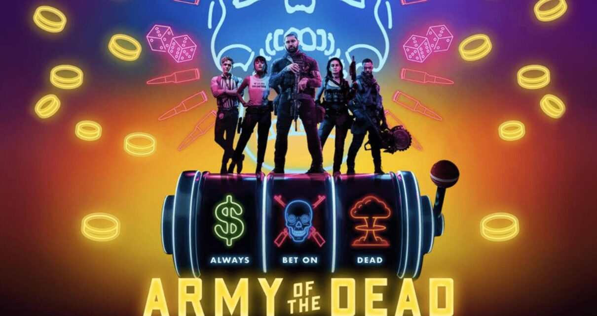 army of the dead al cinema