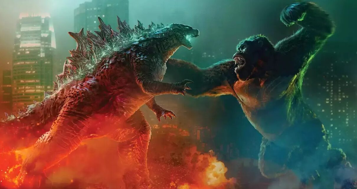 godzilla vs kong disponibile oggi
