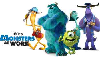 monsters at work teaser trailer