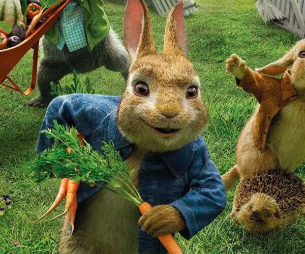 peter rabbit 2 - un birbante in fuga poster