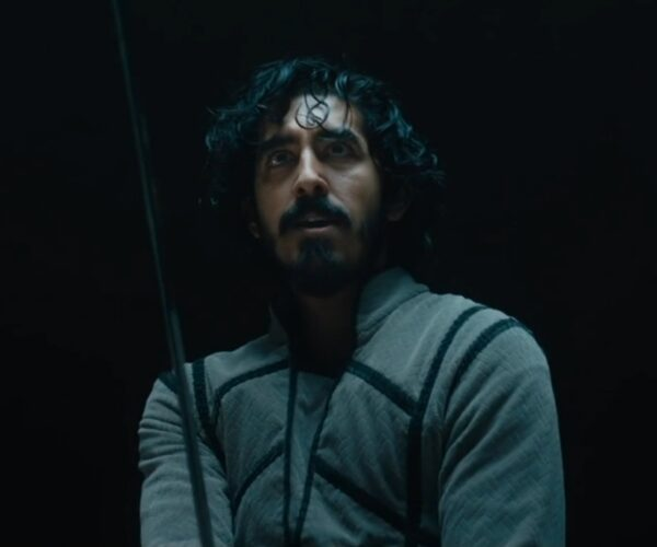 the green knight poster dev patel