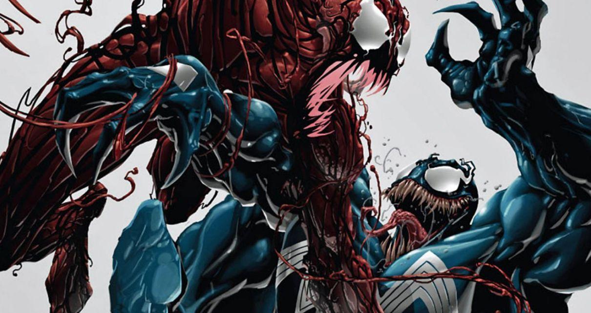venom: la furia di carnage poster