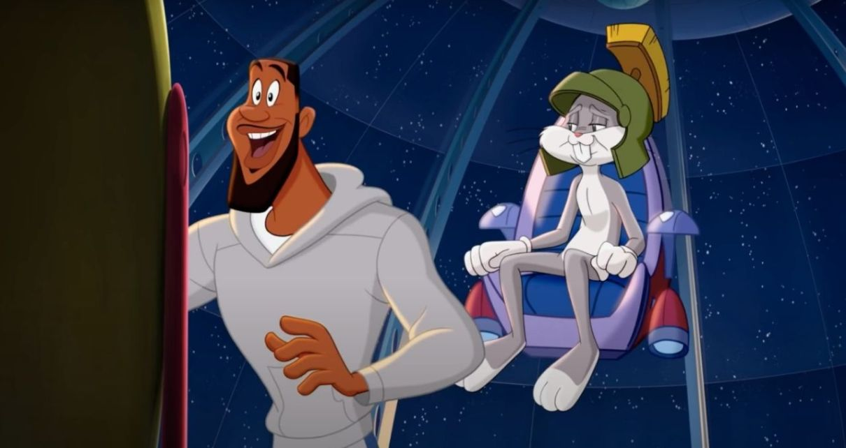 space jam: new legends nuovo poster