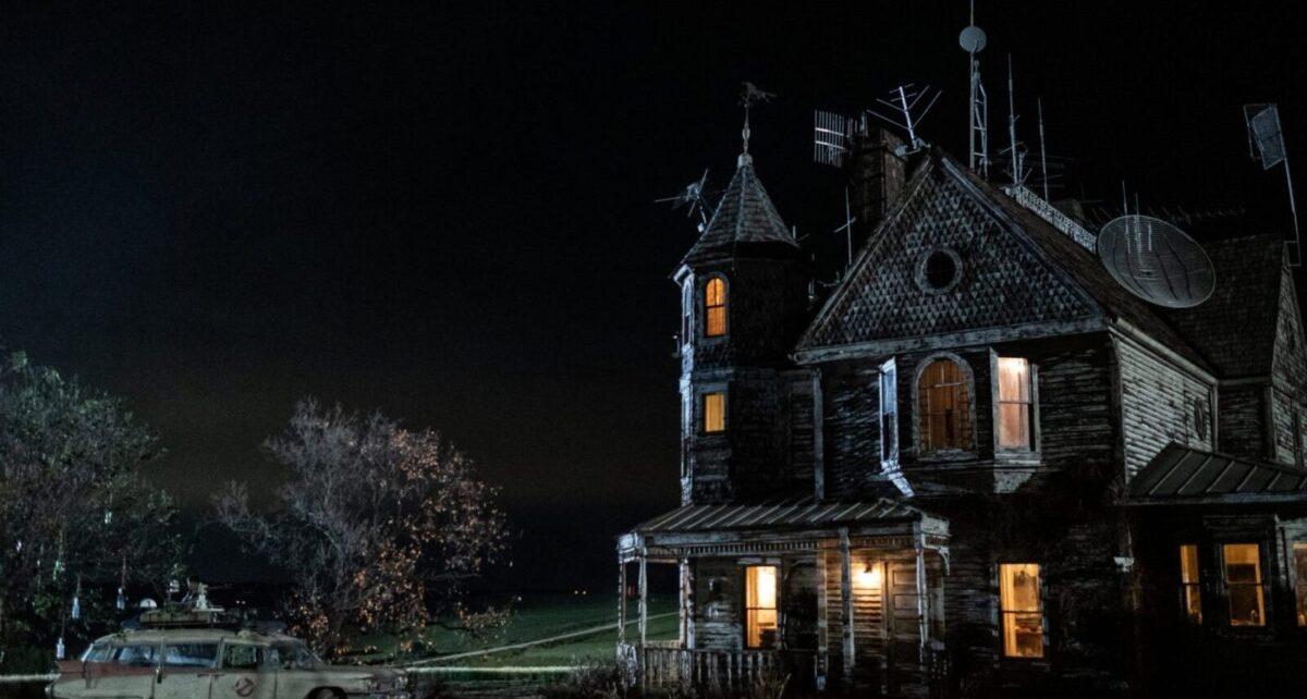 Ghostbusters: legacy foto