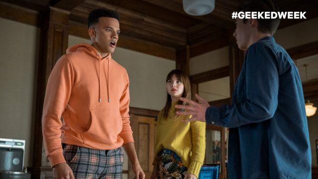 Le prime immagini della seconda stagione di Locke and Key, da ottobre su Netflix