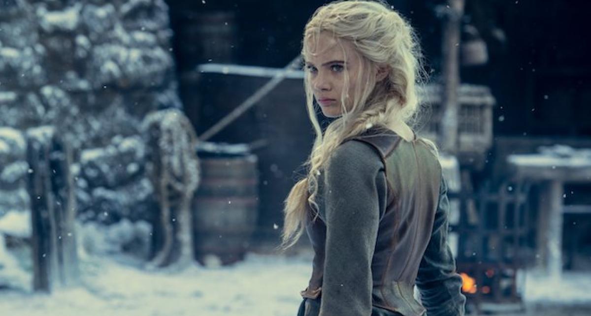 the witcher - seconda stagione teaser ciri