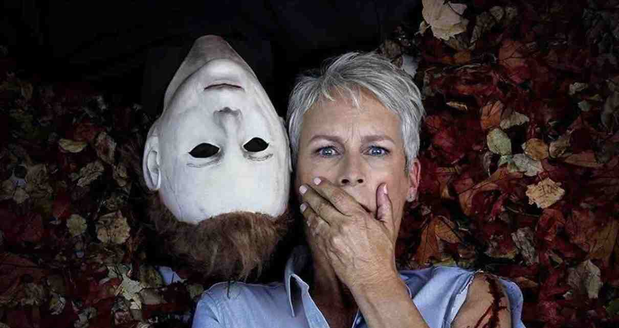 halloween kills - primo poster film