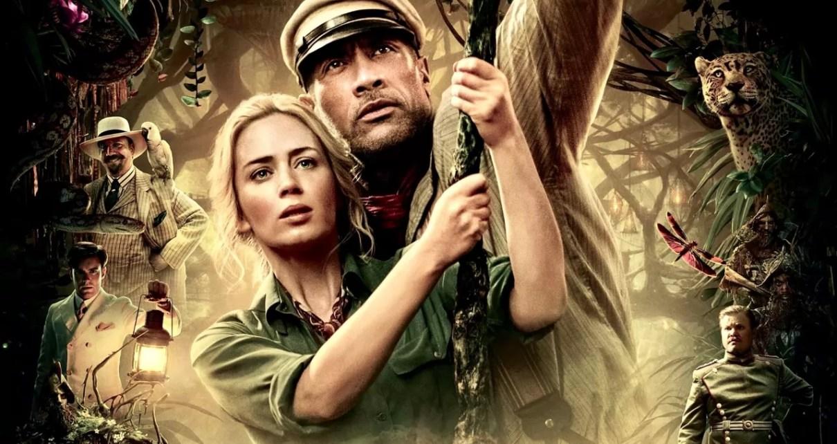 Jungle Cruise - box office mercoledì