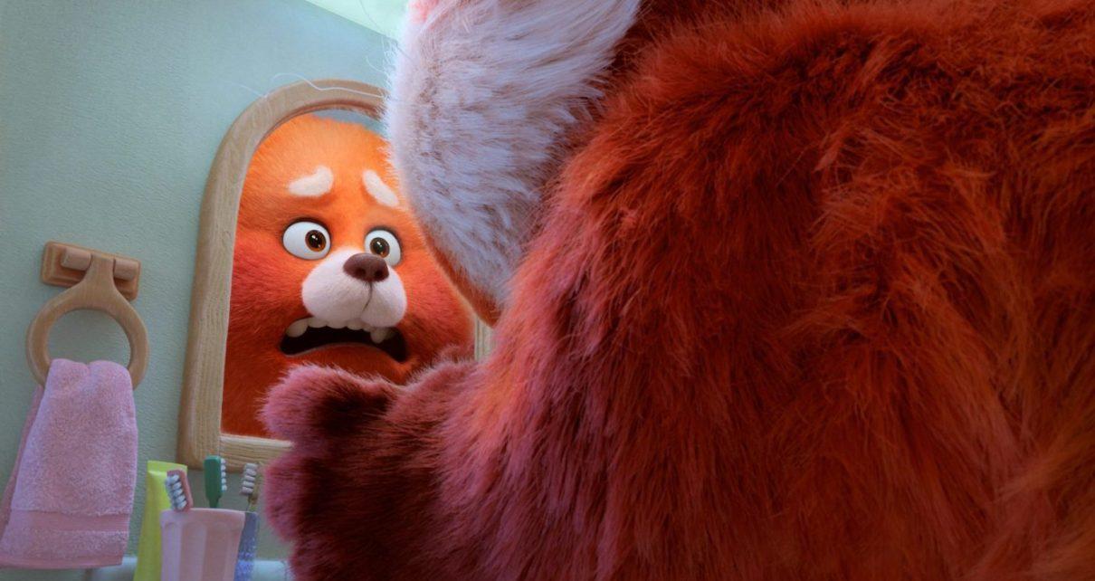 red film pixar trailer