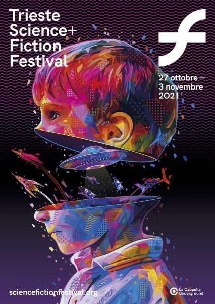 Trieste SCIENCE+FICTION Festival presenta il poster dell'edizione 2021