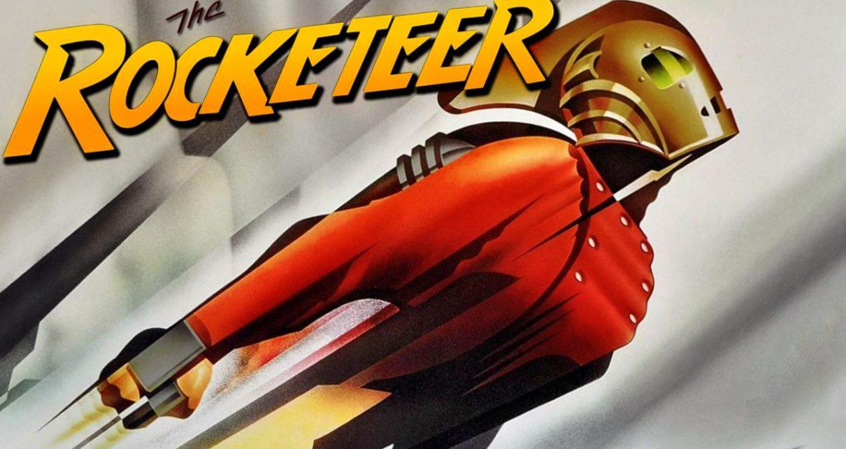 rocketeer reboot disney