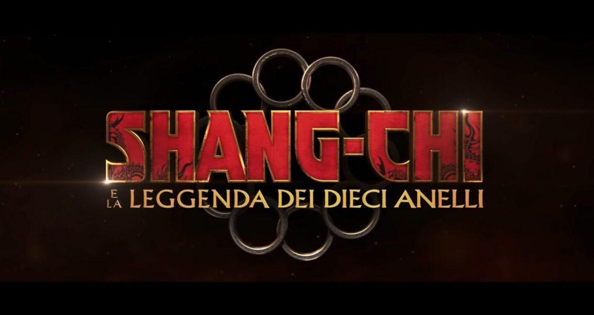 Shang-Chi e la Leggenda dei Dieci Anelli - Poster simu liu