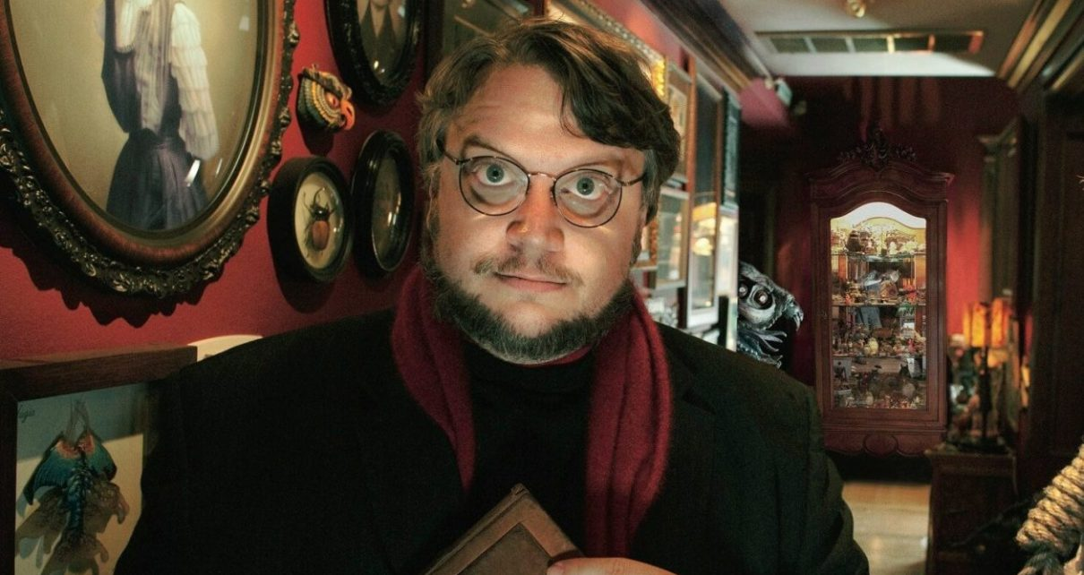 Guillelmo del Toro horror netflix